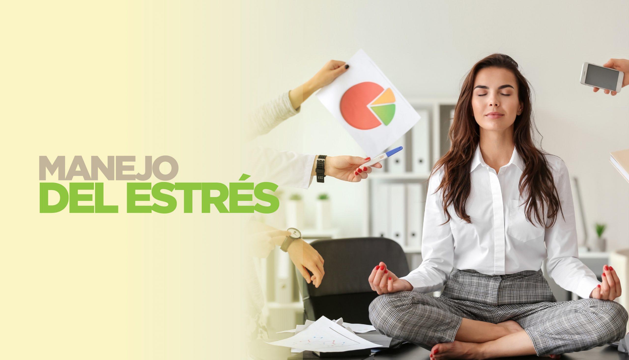 Curso manejo de estrés laboral