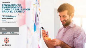 Conferencias motivacionales para emprendedores
